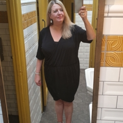 Karyn is looking for singles for a date